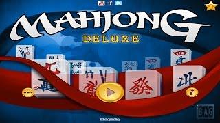 Mahjong Deluxe (HD GamePlay)