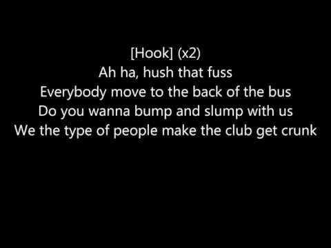 Rosa Parks - Outkast[LYRICS ON SCREEN]