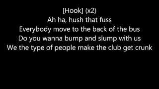 Rosa Parks - Outkast  [LYRICS ON SCREEN]