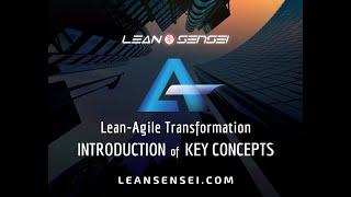 Lean-Agile Introduction by Coach David Chao @ Lean Sensei International