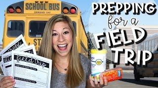 Prepping for a Field Trip | That Teacher Life Ep 59