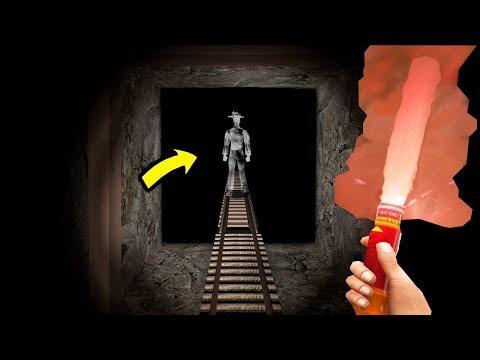 ЧТО НАХОДИТСЯ В КОНЦЕ БЕСКОНЕЧНОГО ТОННЕЛЯ В ГРЕННИ ОНЛАЙН МОДЫ Granny Online Horror Game ИГРЫ ВИДЕО