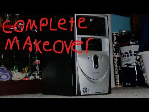 PC Restoration- Gateway 310s rebuld