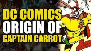 Captain Carrot/Superman Rabbit Origin