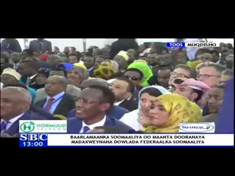 FULL : DOORSHADA MADAXWEYNAHA SOOMAALIYA  08 02 2017 : SBC TV