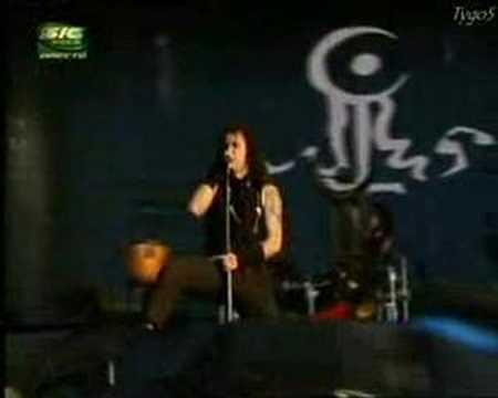 Moonspell - Opium - Rock in Rio 2008 Lisboa mp3