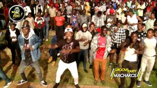 JUSTUS MYELO PERFORMANCE - GROOVE PARTY 2016 (MACHAKOS)