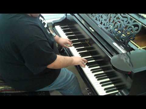 "Jon Fisher Plays ""Dark Night Of The Soul"" (Philip Wesley)"
