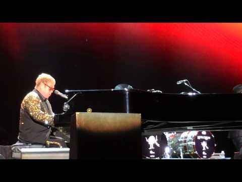 Elton John Bennie and the Jets Atlanta Music Midtown 2015