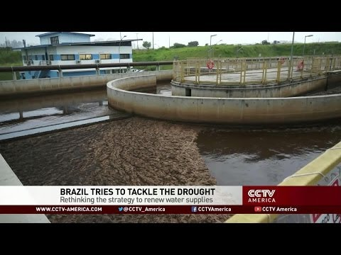 Brazil Fights Drought through Water Recycling