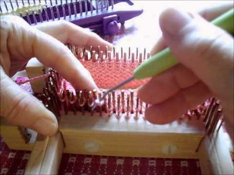 Loom Knitters Sockumentaries Knitting Socks With Cotton Elastic Yarn