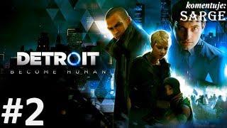 Zagrajmy w Detroit: Become Human [PS4 Pro] odc. 2 - Bezrobocie w Detroit