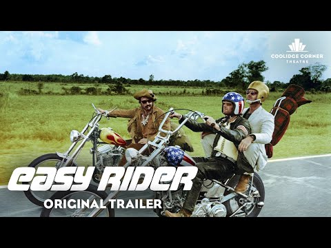 Easy Rider | Original Trailer [HD] | Coolidge Corner Theatre