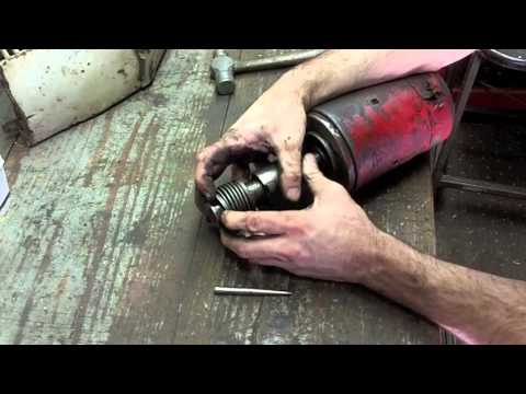 Starter Repair - 1948 8n Ford Tractor