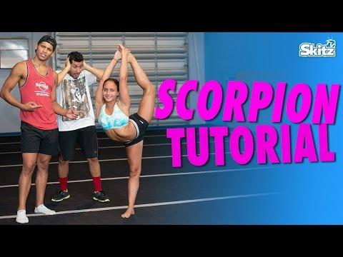 Scorpion Tutorial | Gabi Butler Cheer videó letöltés