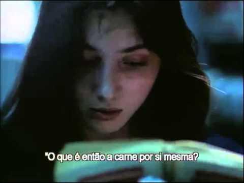 """Je Vous Salue Marie"" - filme de Jean-Luc Godard."