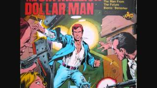 The Six Million Dollar Man record - Bionic Berserker