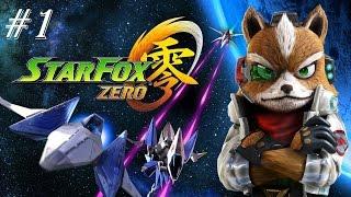 StarFox Zero. Gameplay en Español #1 -Corneria y camino alterno 1 (SIN COMENTARIOS)