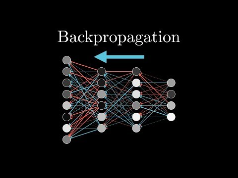 What is backpropagation really doing? | Deep learning, chapt