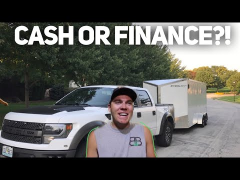 The Truth About My Lawn Care Equipment, Financing VS. Cash