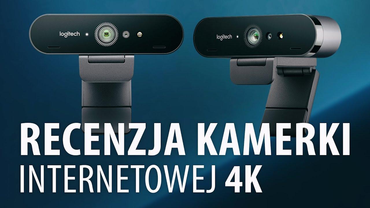 Najlepsza kamerka dla STREAMERÓW? Test Logitech Brio 4K