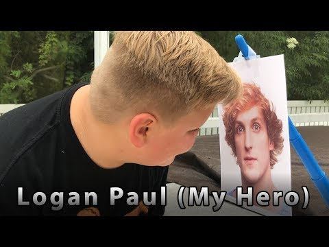 Logan Paul (My Hero) - An Original Song by Noah Tesh