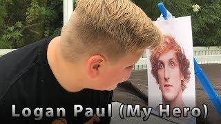 Logan Paul (My Hero) - An Original Song by Noah Tesh thumbnail