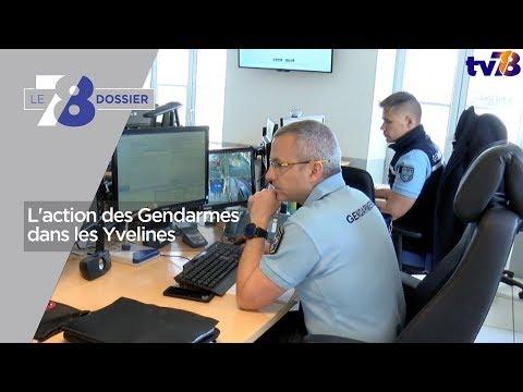 7/8 Dossier – L'action des Gendarmes dans les Yvelines