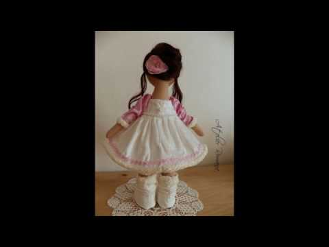 Кукла Тильда. Шьем вместе. Мини-мастер класс