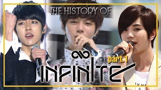 INFINITE Special part.1 ★Since Debut to 'Destiny'★ (1h 29m Stage Compilation)