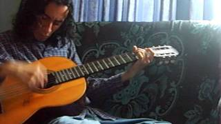 """""""Amanecer"""" tocada por Efraín de HoNASTERiO"""