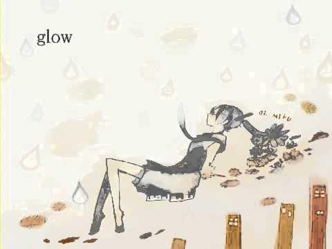 【ニコカラ】glow キー-4【off vocal】