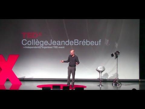 Le futur de l'éducation au Québec | Sébastien Stasse | TEDxCollègeJeandeBrébeuf