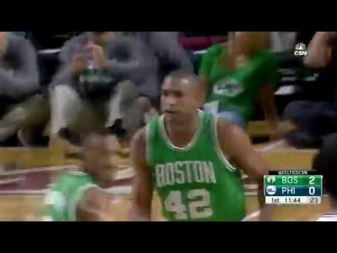 Al Horford Highights vs Philadelphia 76ers (8 pts, 8 reb in Celtics debut!)