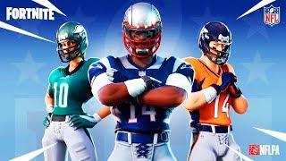 Fortnite NFL Skins Date de sortie...