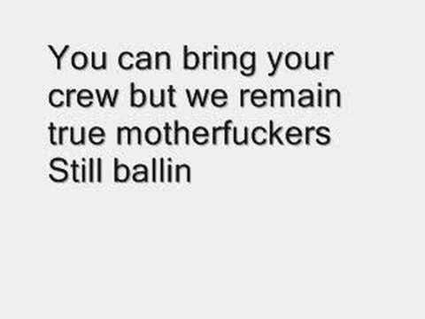 2Pac - Still Ballin (Dj Fatal)