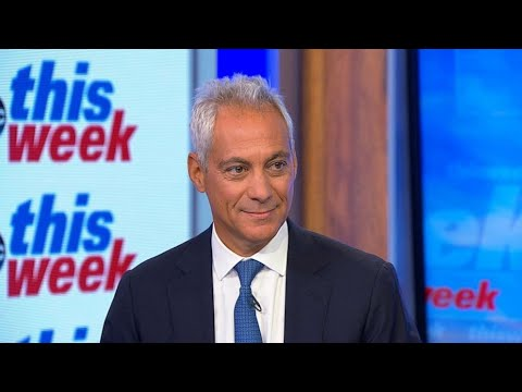 Rahm Emanuel Tells Fired Workers To Learn To Code