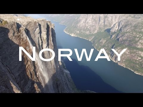 Norway Travel Vlog: Welcome to Neverland