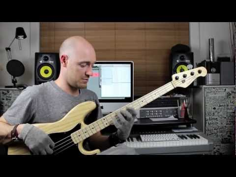 Walking Bass Lesson - Beginner #1 - with Scott Devine (L#61)