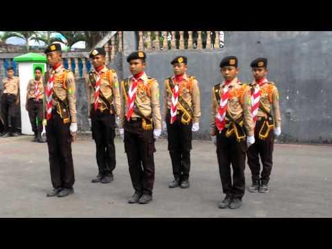 LKBB SMK Manangga Pratama Ambalan Arjuna