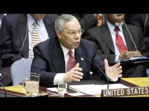 General Colin L. Powell, USA (Ret.): Spring 2014 Convocation Lecture