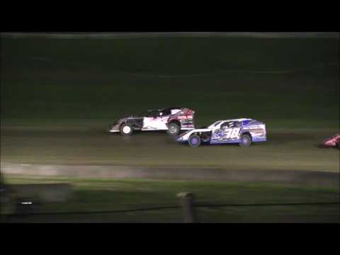UMP Modified Feature from Brushcreek Motorsports Complex, May 20th, 2017.