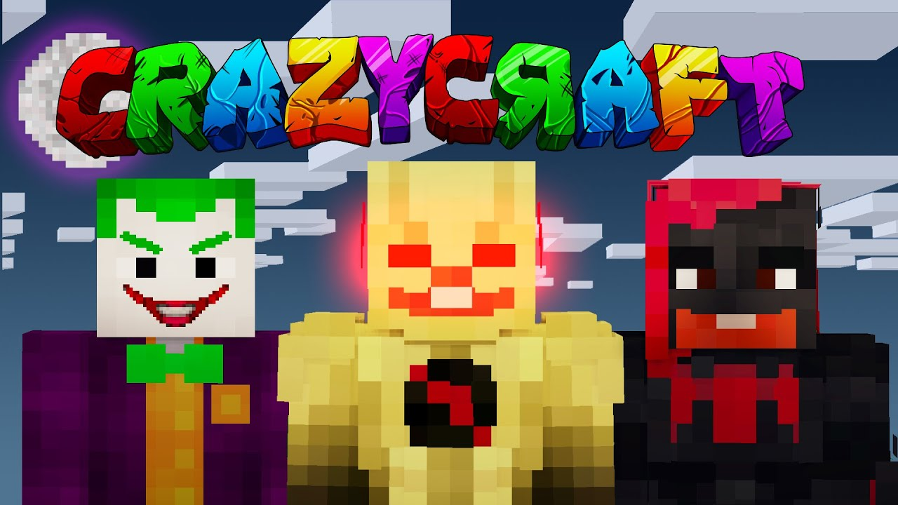 CRAZYCRAFT KÖTÜLERİN YENİ ÜYESİ - #3 Minecraft Crazy Craft 2