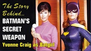 The Story Behind Batman's Secret Weapon - Batgirl!