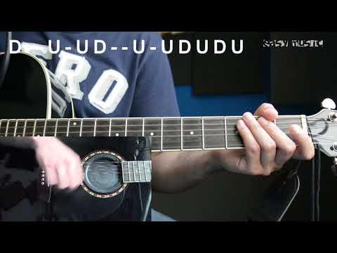 Neend naa aay   Fusion Band Guitar Chords  Acoustic Karaoke  Urdu  Hindi  Easy Music Tutorials