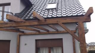 Ekodrewno montaz konstrukcji drewnianych z drewna klejonego