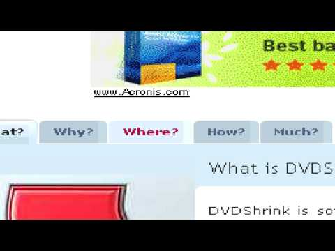 Computer Files & Tips : How To Decrypt DVD Movies
