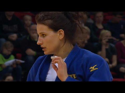 Judo Grand Slam Düsseldorf – Silber für Anna-Maria Wagner
