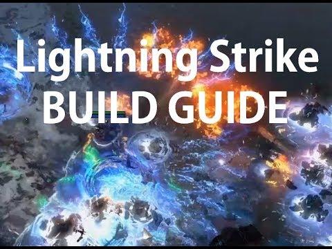 Path Of Exile   League Starter Build