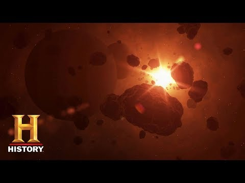 Ancient Aliens: Cosmic Alien Battles | History